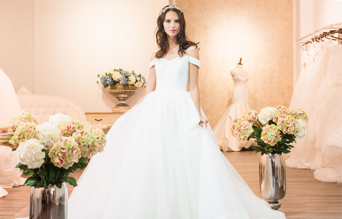 JEWEL ADORE BRIDAL GOWN COLLECTION