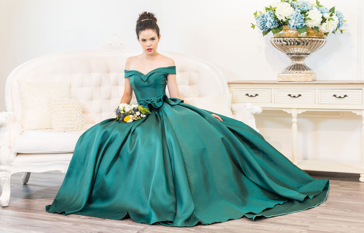 JEWEL ADORE EVENING GOWN COLLECTION